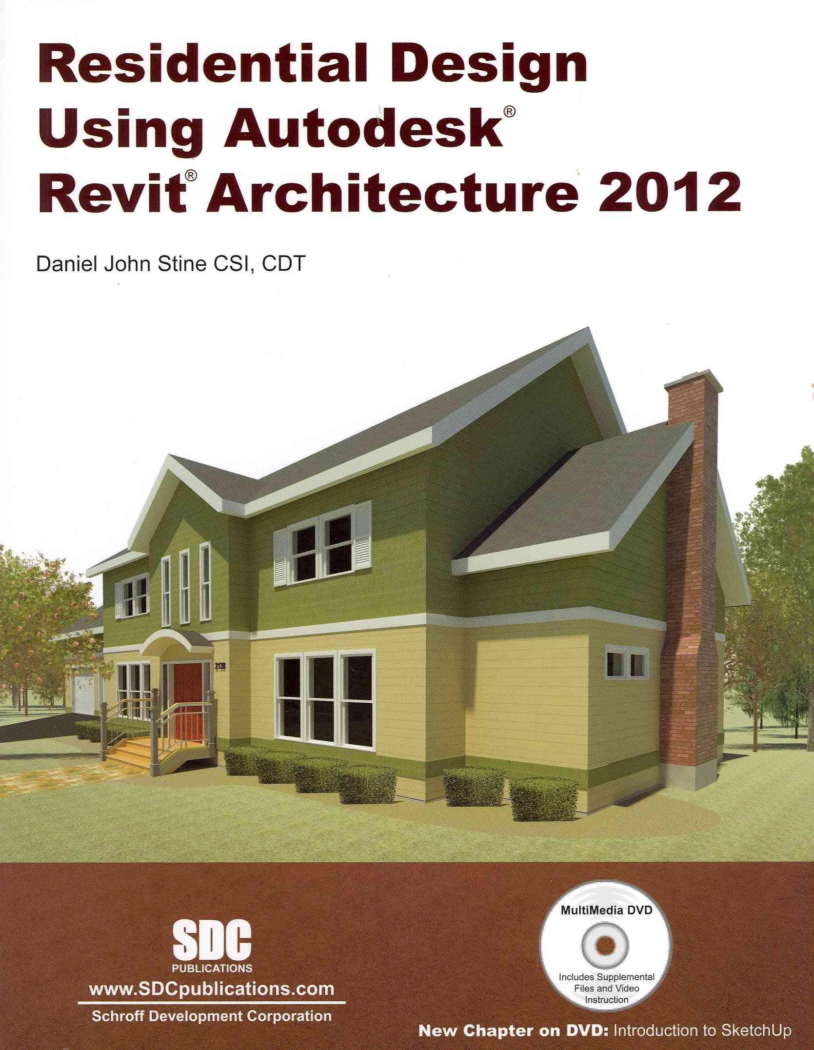 Residential Design Using Autodesk Revit Architecture 2013 Daniel Ask Home D